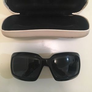 Chanel shell sunglasses